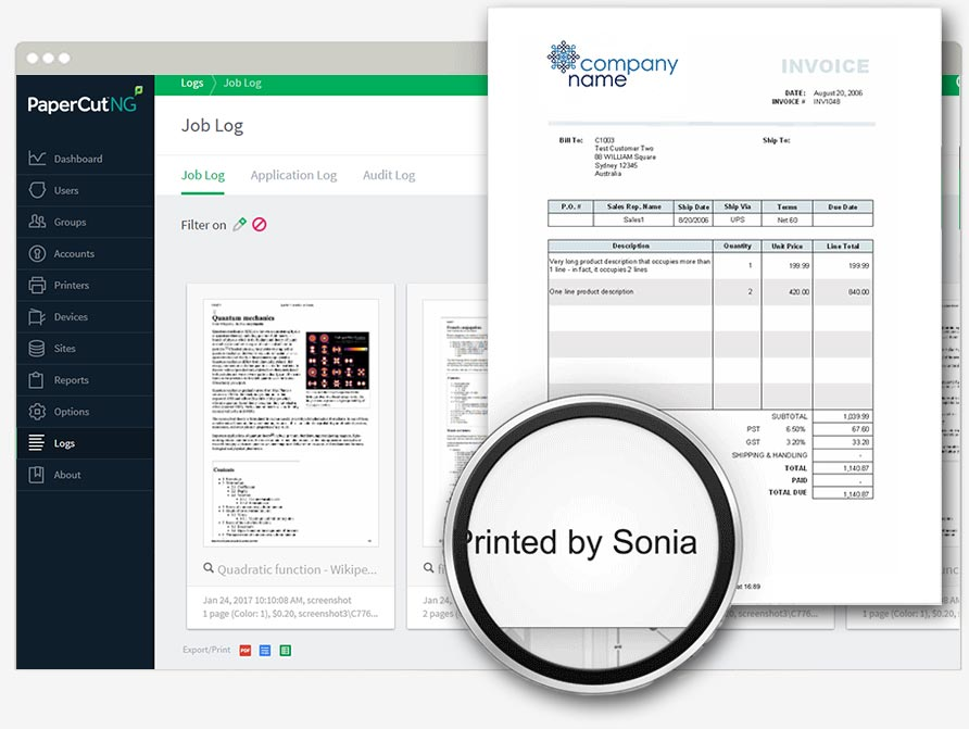 Track the origin or archive content using digital signatures and watermarking.