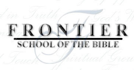 Print Control at Frontier School of the Bible